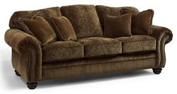 Picture of Bexley Melange Sofa w/nails