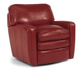 Picture of Stevens Leather Swivel Chair