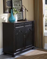 Picture of HIDDEN TREASURES Cabinet