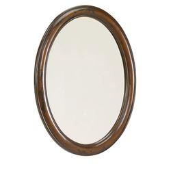 Picture of HIDDEN TREASURES  Black/Brown Mirror