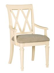 Picture of Camden Light Splat Arm Chair