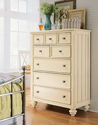 Picture of Camden Light 5 Drawer Chest