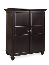 Picture of Camden Dark Home Office Cabinet