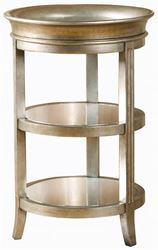 Picture of Pulaski - Metallic Accent Table