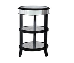 Picture of Pulaski - Round Mirrored Accent Table