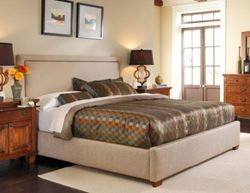 Picture of Stone Ridge - Upholstered Lacey Bedroom