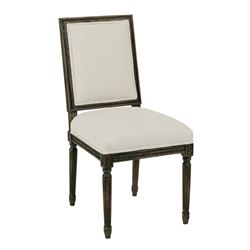 Picture of Artisan's Shoppe - French Side Chair (Black Forest)