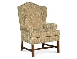 Picture of Fairfield 1072-01 Wing Chair