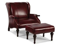 Picture of Fairfield 5128-01 Wing Chair