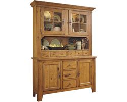 Picture of Attic Heirlooms China Hutch