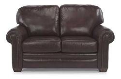 Picture of Harrison Leather Loveseat